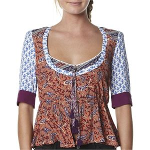 New Womens Tigerlily Indienne Top Ladies T-Shirt Top