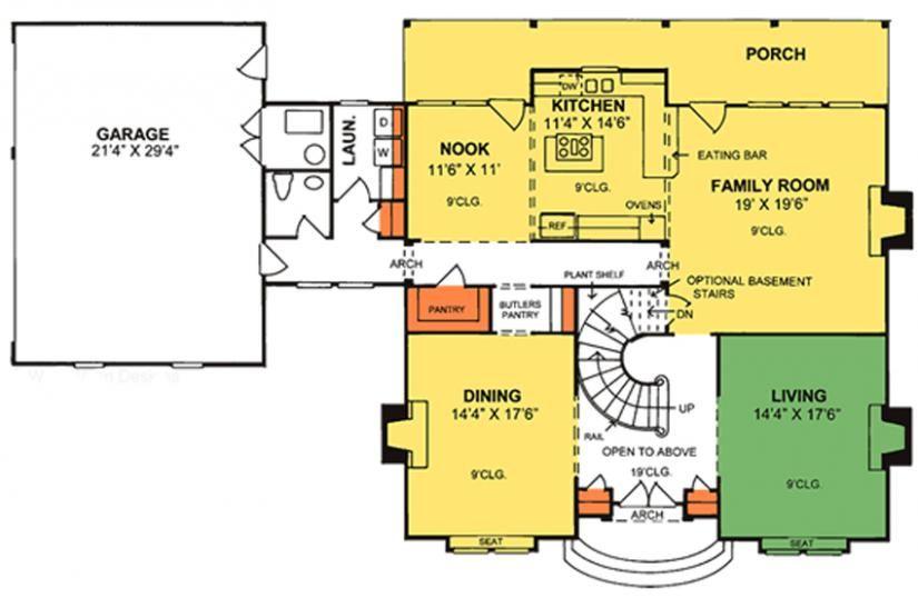 655761, 3138 sqft, 4 bed, 35 bath, 2 story, 3 car, 45\u0027 Depth, 76