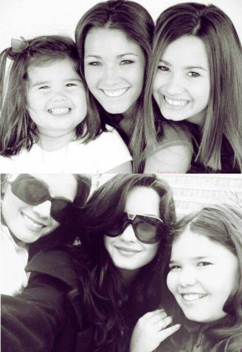 Demi, Dallas & Madison