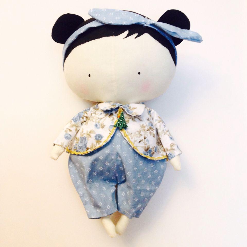 My Tilda Sweetheart Doll