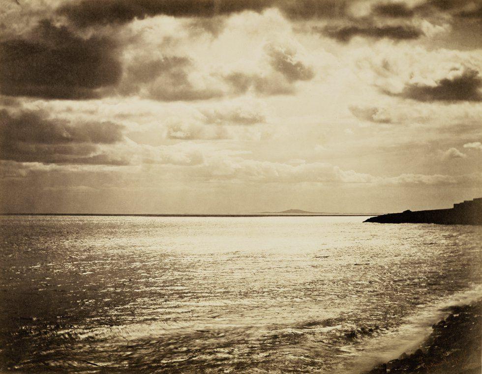 Fotos: Gustave Le Gray: Al compás del cielo y el mar   Cultura   EL PAÍS