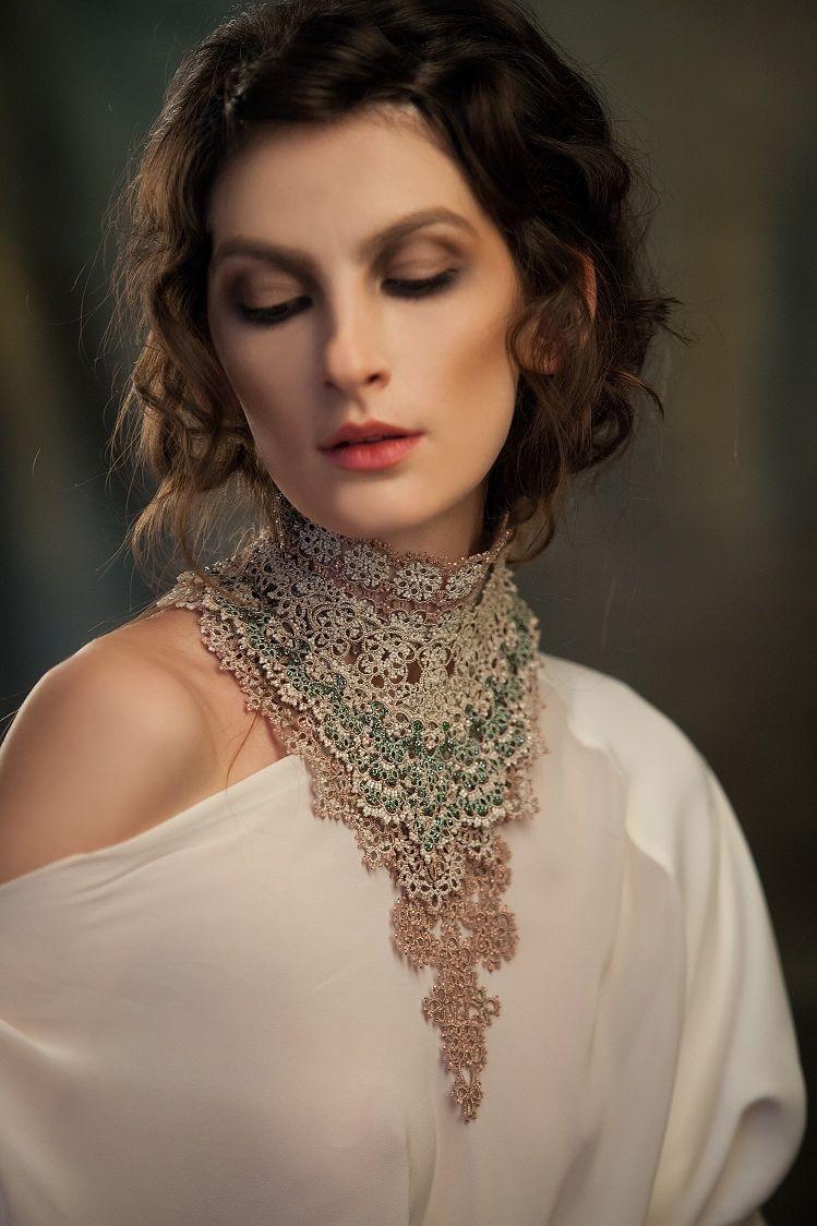 Lorina (Paris) Frivolite\' Jewellery. Available in the UK & Ireland ...