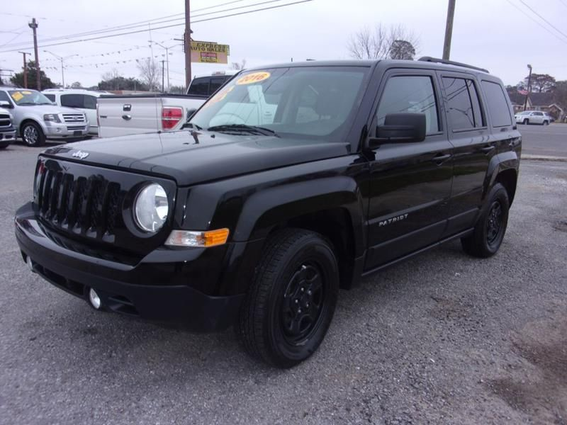2016 Jeep Patriot Sport 4dr SUV **FOR SALE** By Express