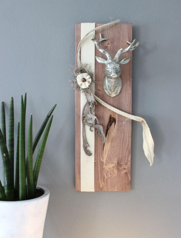 nat rlich dekorieren wanddeko basteln mit holz pinterest dekorieren nat rlich. Black Bedroom Furniture Sets. Home Design Ideas