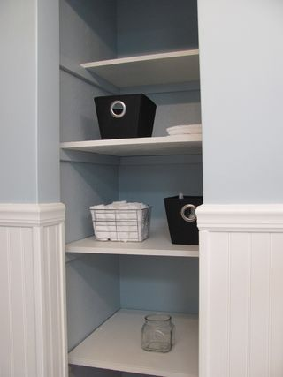1000  images about Bh bathroom shelf idea on Pinterest   Closet doors  Shelves and Studs. 1000  images about Bh bathroom shelf idea on Pinterest   Closet