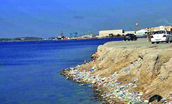 GARBAGE: Irresponsible attitude toward the environment continues.