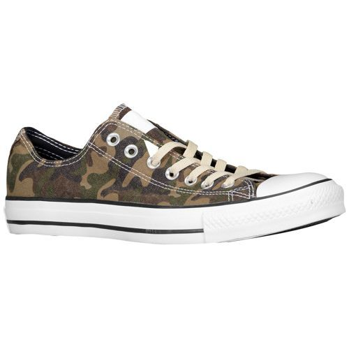 Converse All Star Ox - Men's - Basketball - Shoes - Grape Leaf Camo