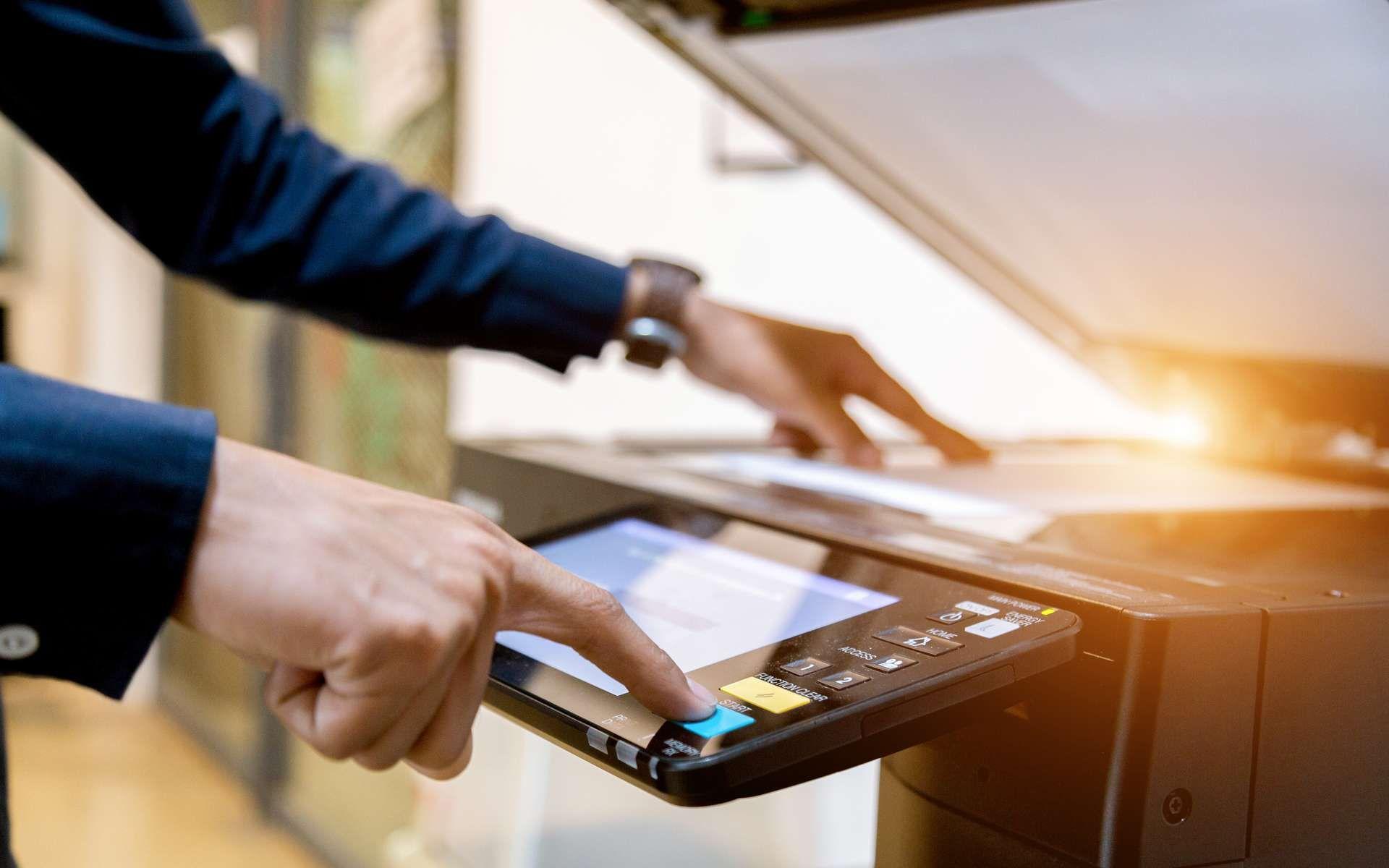 Comment scanner un document avec une imprimante cadeau