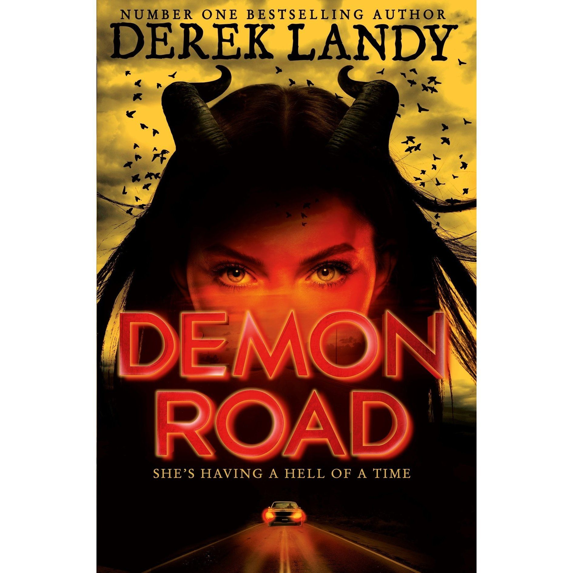 Full of Landy's trademark wit, action and razor sharp dialogue, DEMON ROAD kicks off with a shocking opener and never lets up the pace in...
