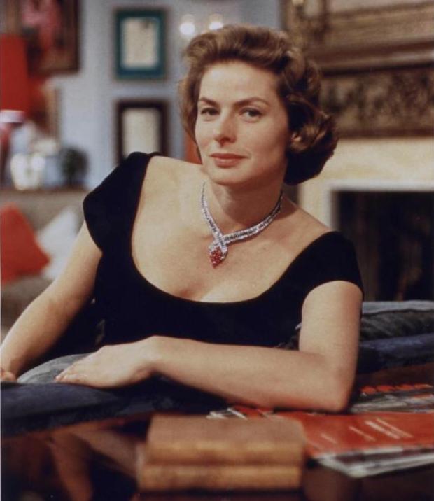 Ingrid in Indiscreet (1958) | Ingrid Bergman & Isabella ...