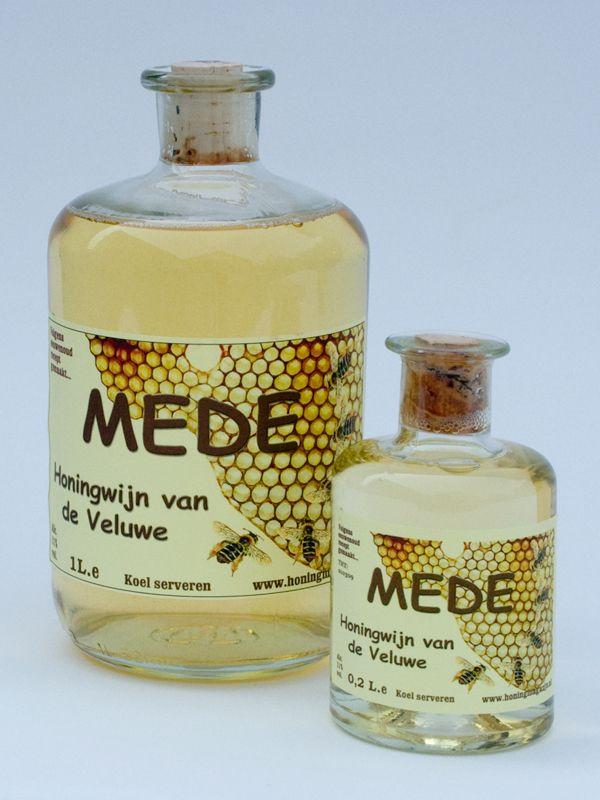 mediaeval wine made of honey