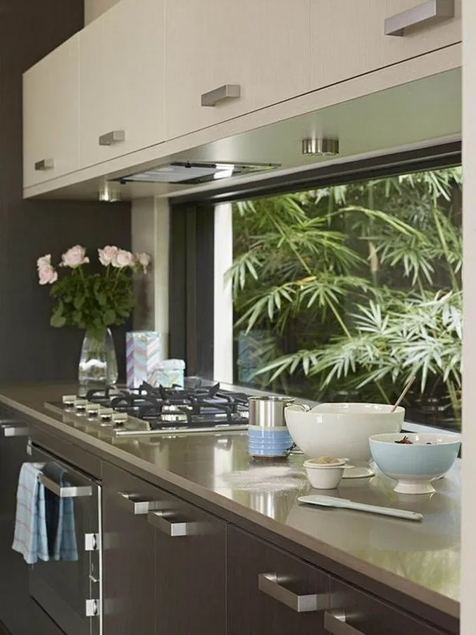 77 beautiful kitchen window choices and ideas refreshing 5