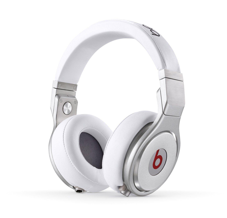 Beats By Dr Dre Pro Over Ear Kopfhorer Weiss Amazon De