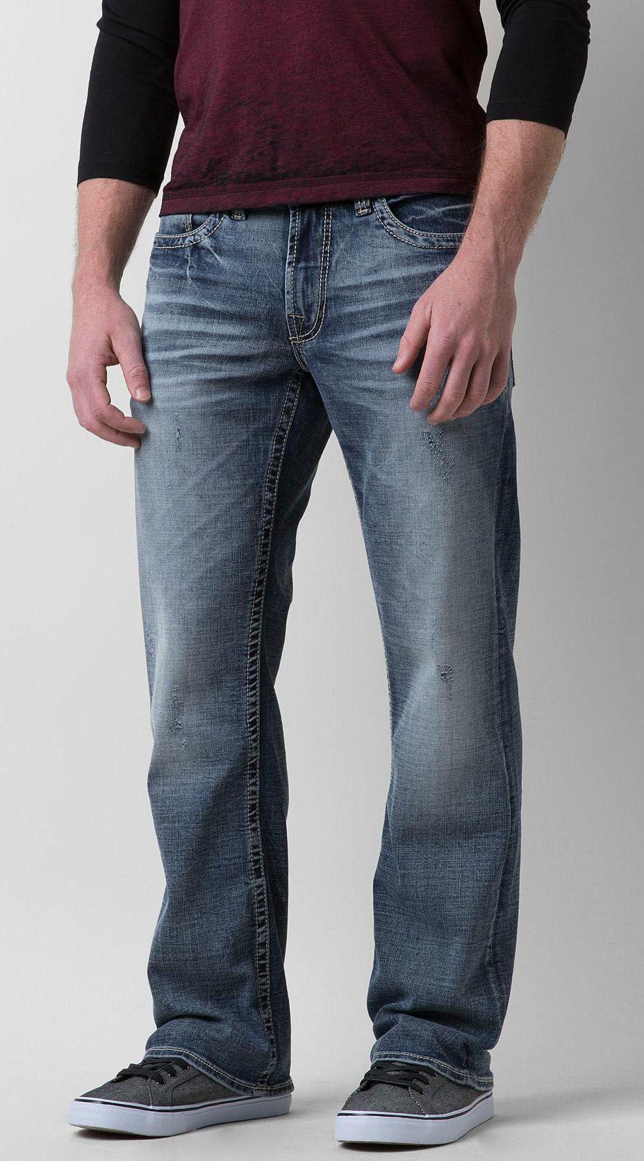 Salvage Mayhem Boot Jean - Men' Jeans Buckle Edgy Men