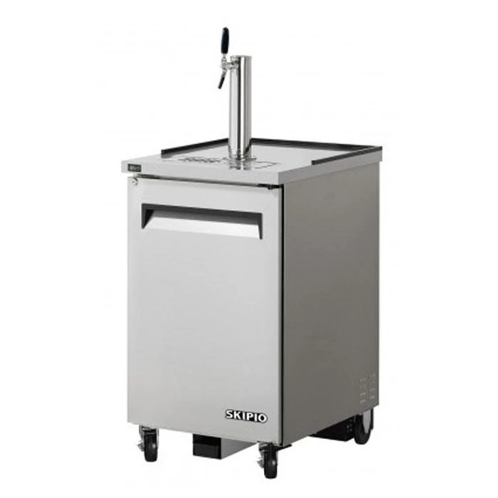 Skipio 212l Beer Dispenser Sbd 1sd In 2020 Stainless Steel Countertops Stainless Steel Cabinets Beer