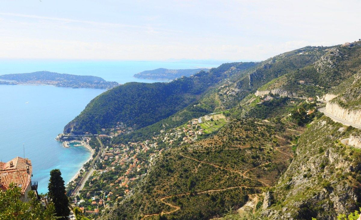 Eze French Riviera S Best Kept Secret In 2020 French Riviera Scenic Routes North America Travel