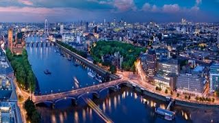 London - would love to go there someday