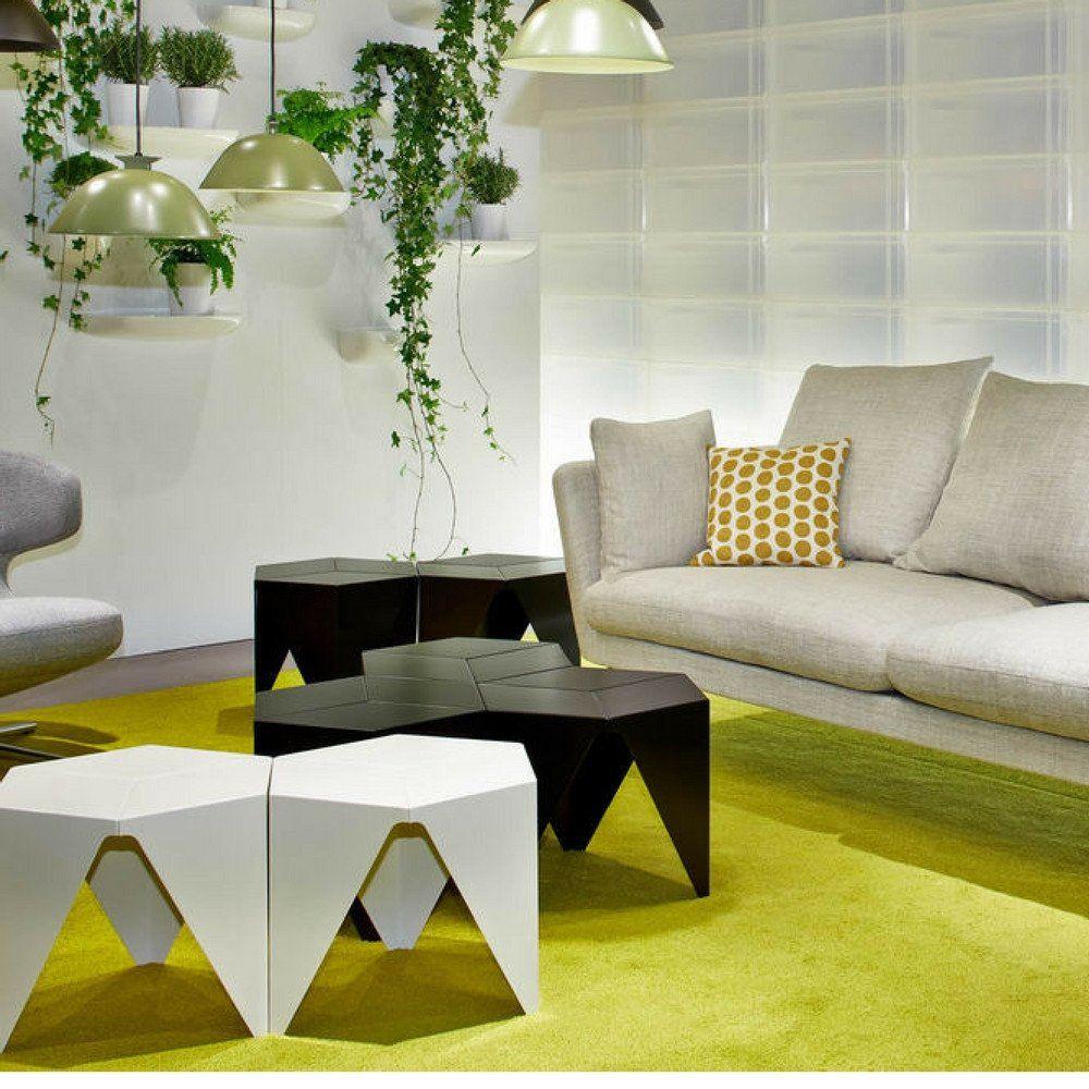 Isamu Noguchi Prismatic Table Muebles Multifuncionales  # Muebles Ultramodernos