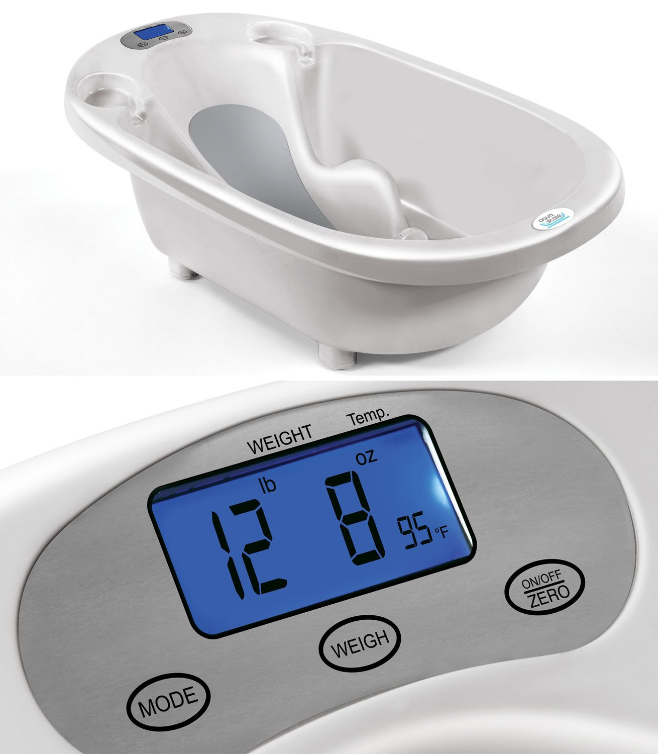 Baby bath with temp and weight built in | Stuff for when I have a ...