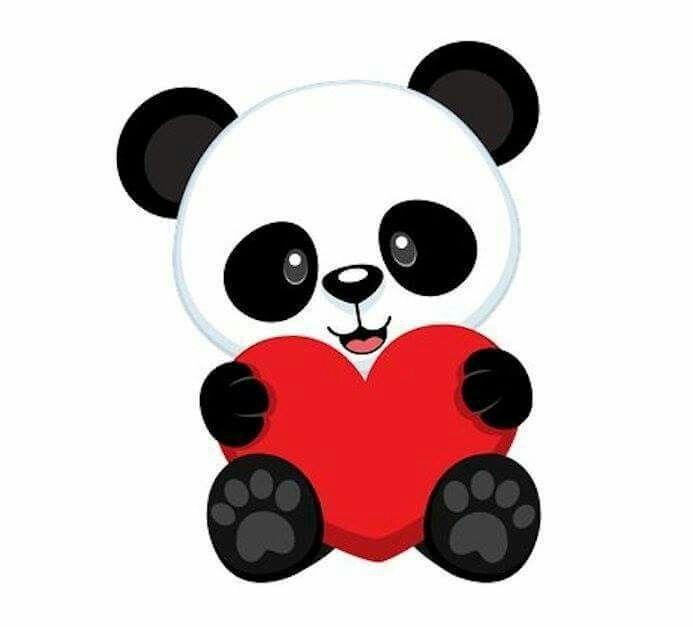 Pin von Monica Sanchez auf Pandas | Pinterest