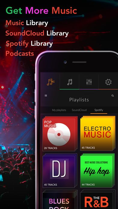 Equalizer PRO - Volume Booster and Music Player by Pensberg