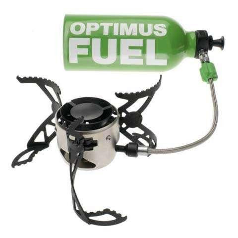 The ultimate backpackers camp stove? Optimus Nova +