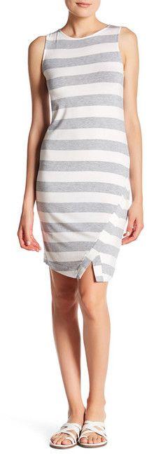 Kensie Striped Sheath Dress