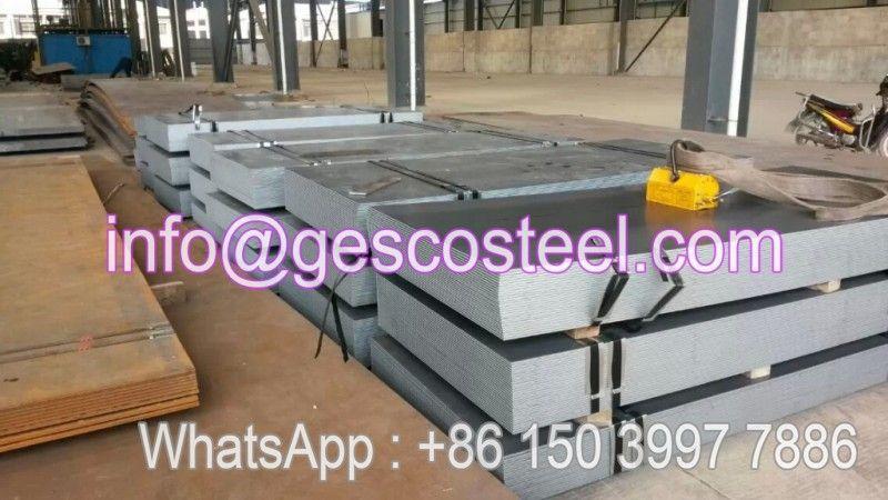 Corten Steel Cladding Price