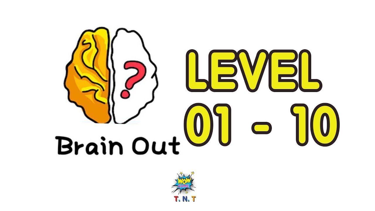 Brain Out Can You Pass It đap An Từ Cau 1 đến Cau 10