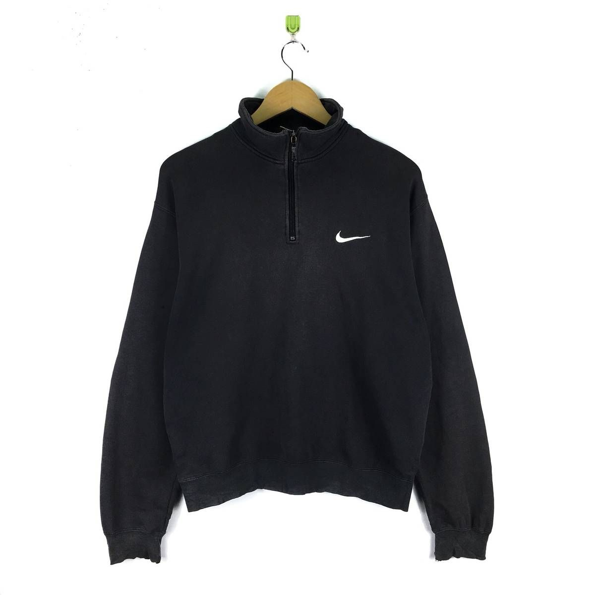 Nike Swoosh all over print hoodie Vinted
