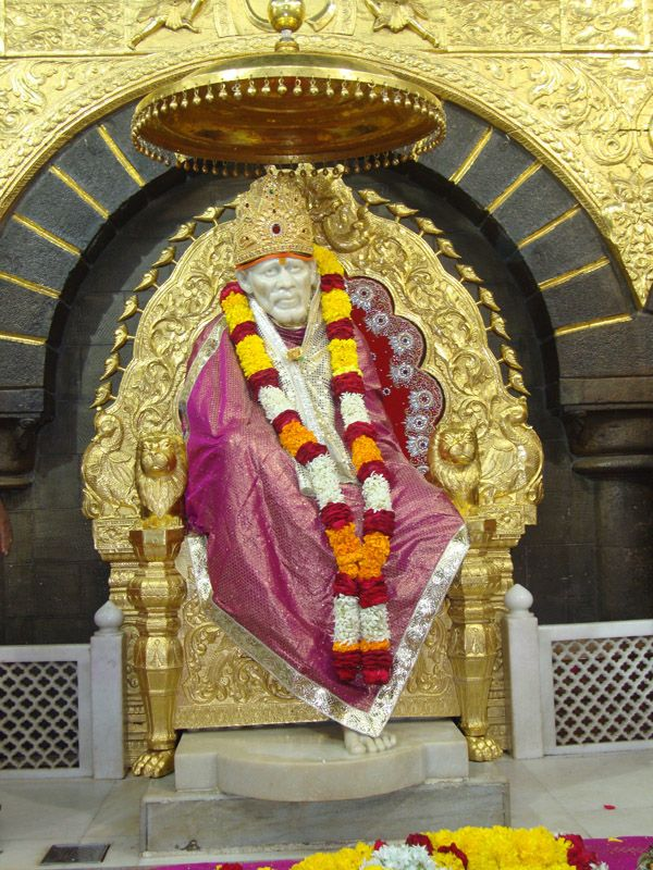8 Shirdi Sai Baba High Resolution Pictures Gallery from