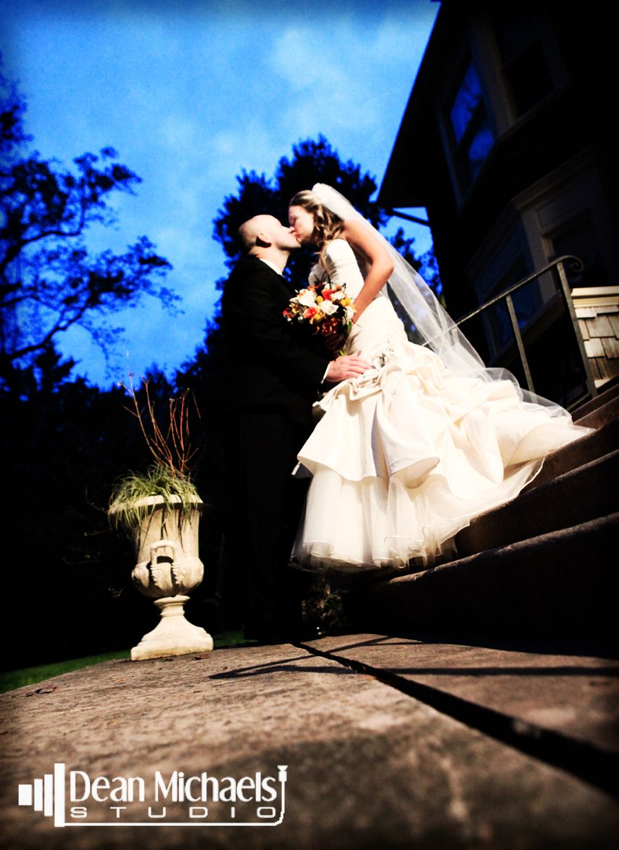 Halloween theme wedding at the Reeves-Reed Arboretum and the Grand Summit Hotel 2011!!! (courtesy of Dean Michaels Studio) #themewedding #weddingideas #nj