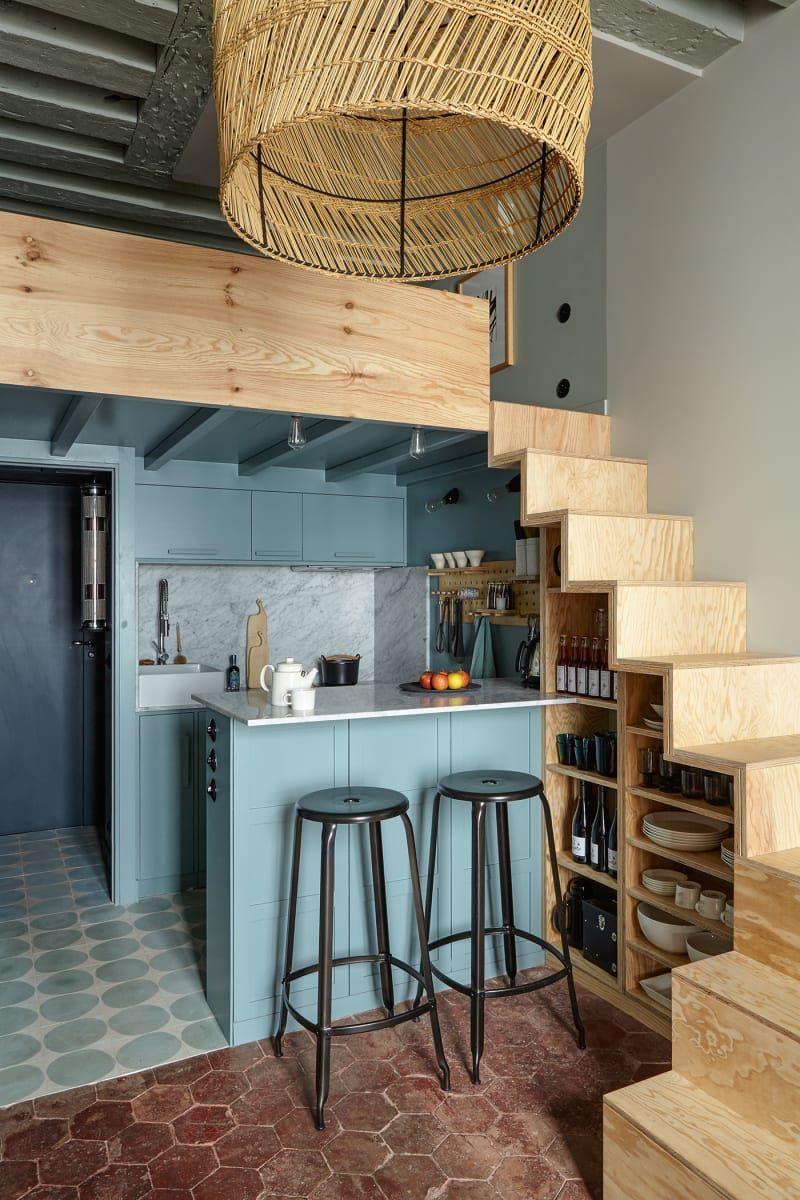 Klein, aber fein! Tipps und Tricks für Küchen auf minimalem Raum