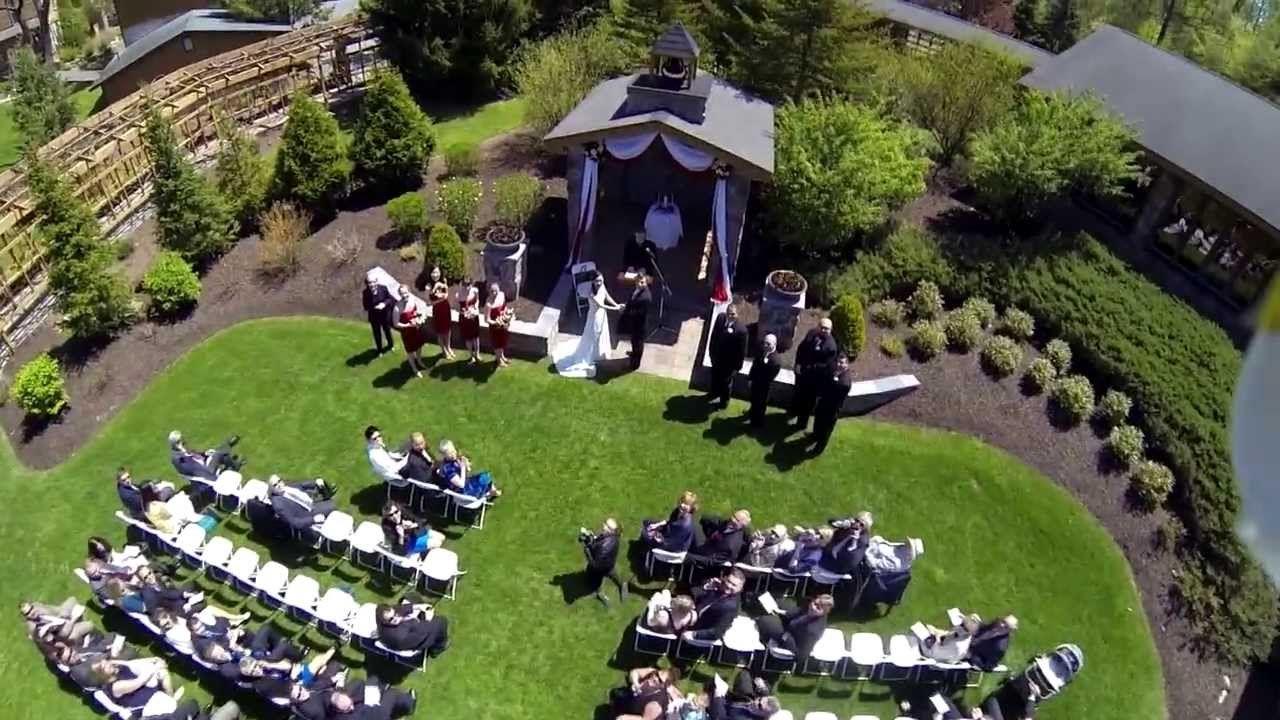 Drone wedding photography aerial wedding photography for Drone wedding photos