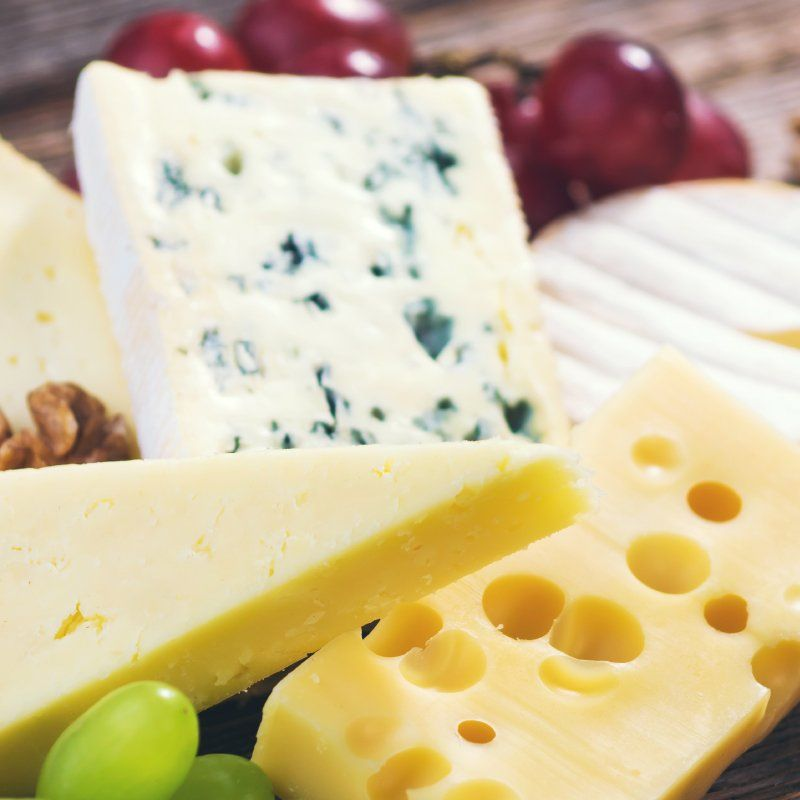 Vitamin K2 Foods Benefit Cardiovascular Health by draxe