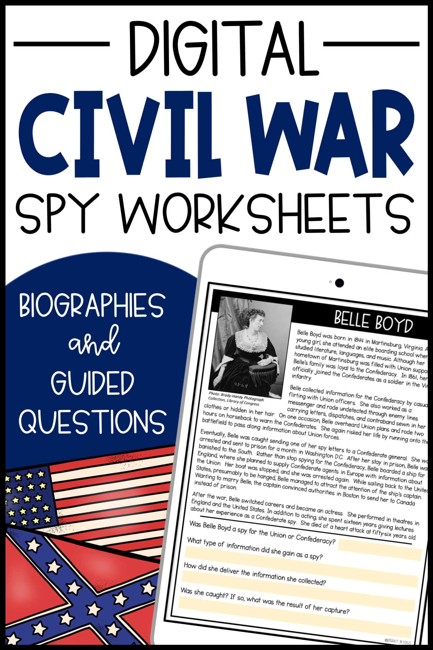Civil War Spies