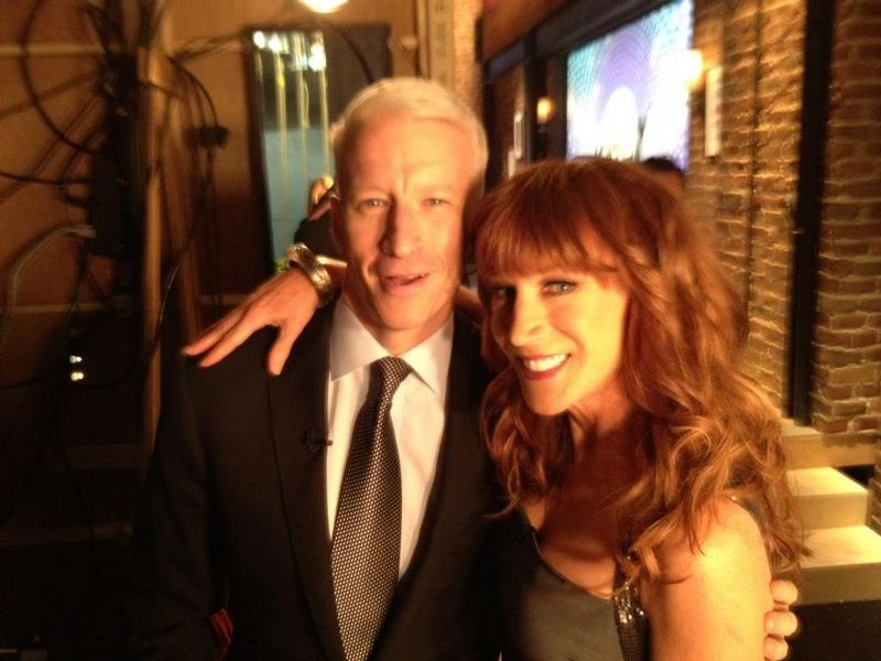 Kathy Griffin Show Kathy griffin, Women humor, Anderson