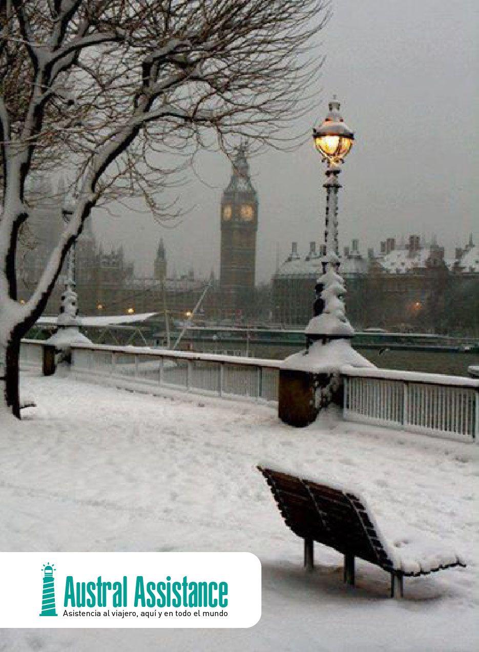 Austral Assistance - Asistencia al viajero, aquí y en todo el mundo ---> Londres, Reino Unido