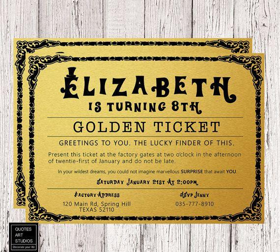 Pin On Event Ticket Customizable Design Templates