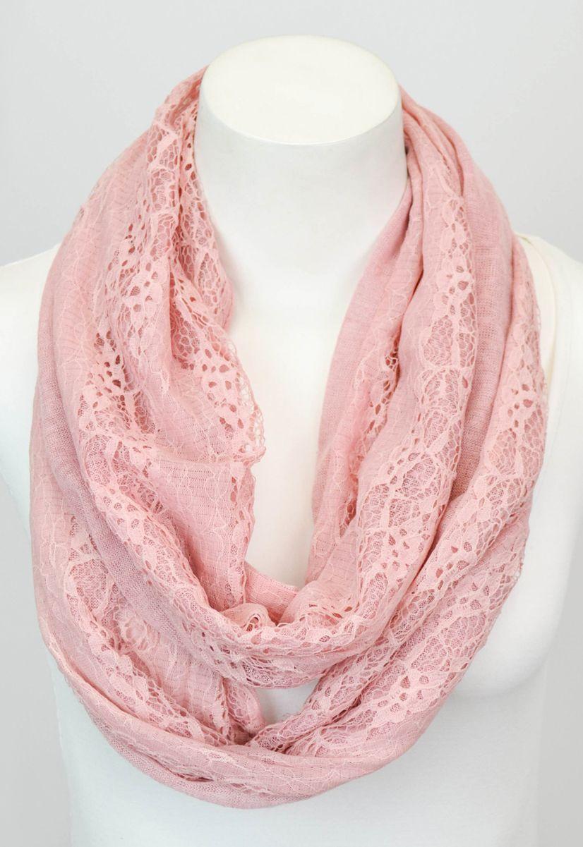 rainbow products pink scarf silk infinity takuyo wildflowers