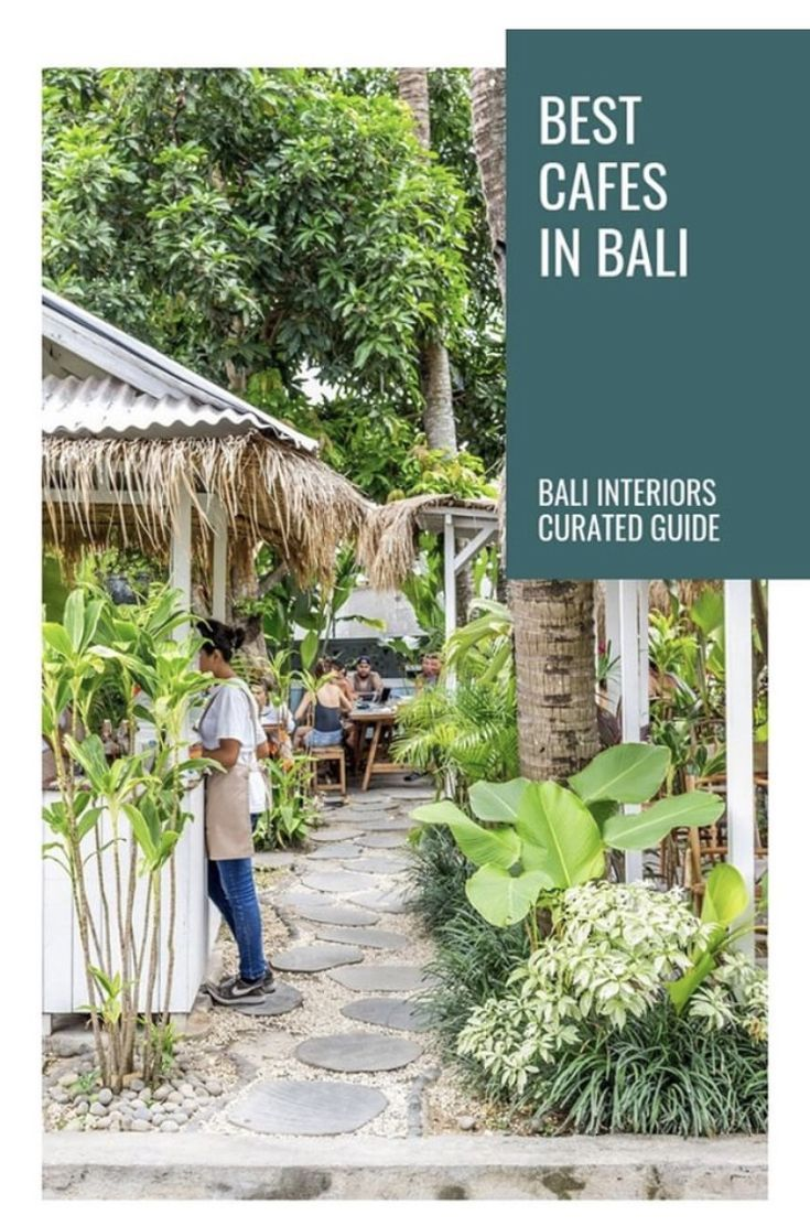Bali interiors Home Cool cafe, Popular honeymoon