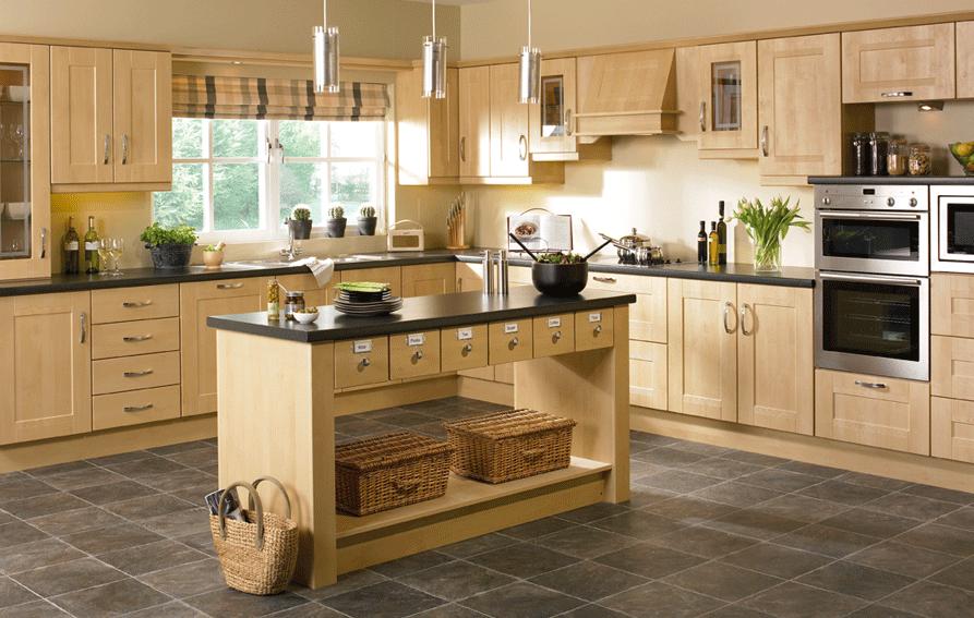 Grey Cherry Kitchens fitted kitchens bespoke kitchens