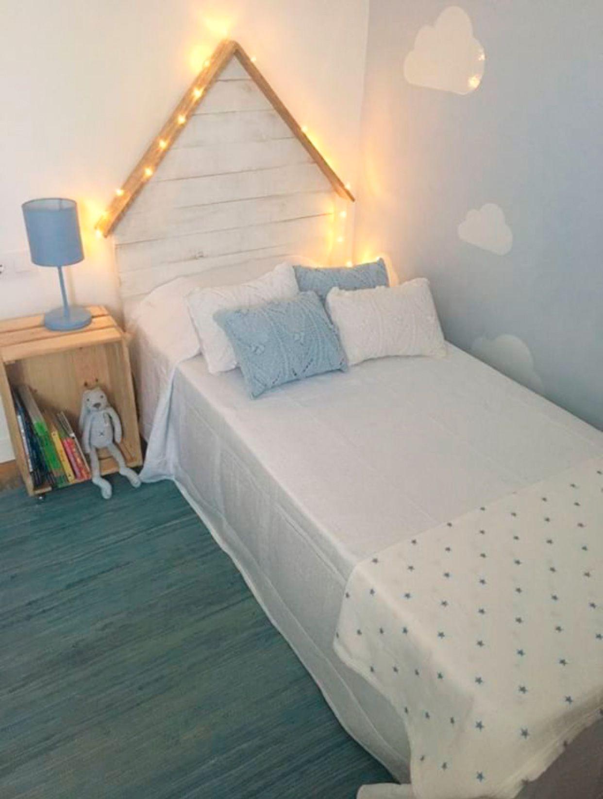 Dormitorio infantil original simple y diy para decorar for Milanuncios muebles almeria
