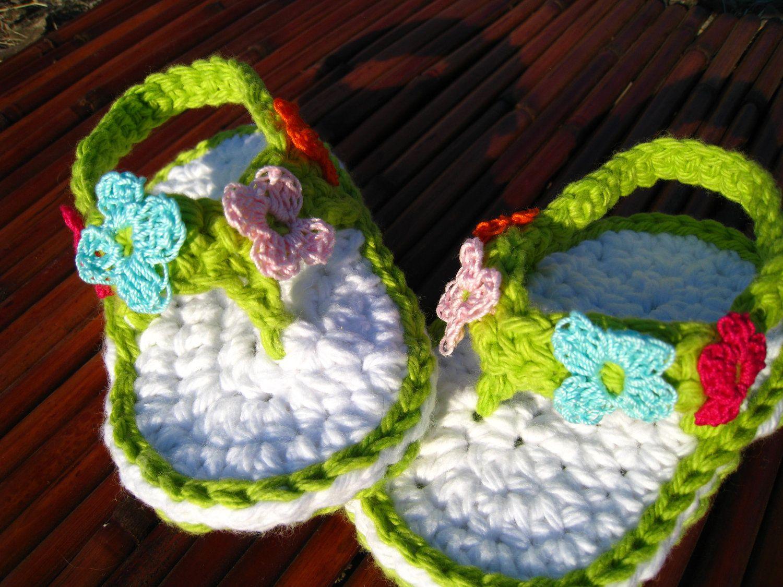 Crochet pattern shoe sandal flip flop baby pattern pdf crochet pattern sandal flip flop baby pattern by easypeasygrandma bankloansurffo Gallery