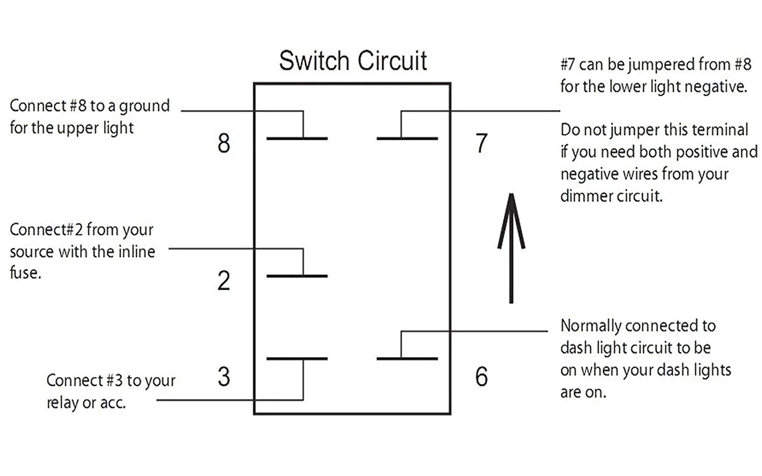 12 Volt Rocker Switch With Light Wiring Diagram from i.pinimg.com