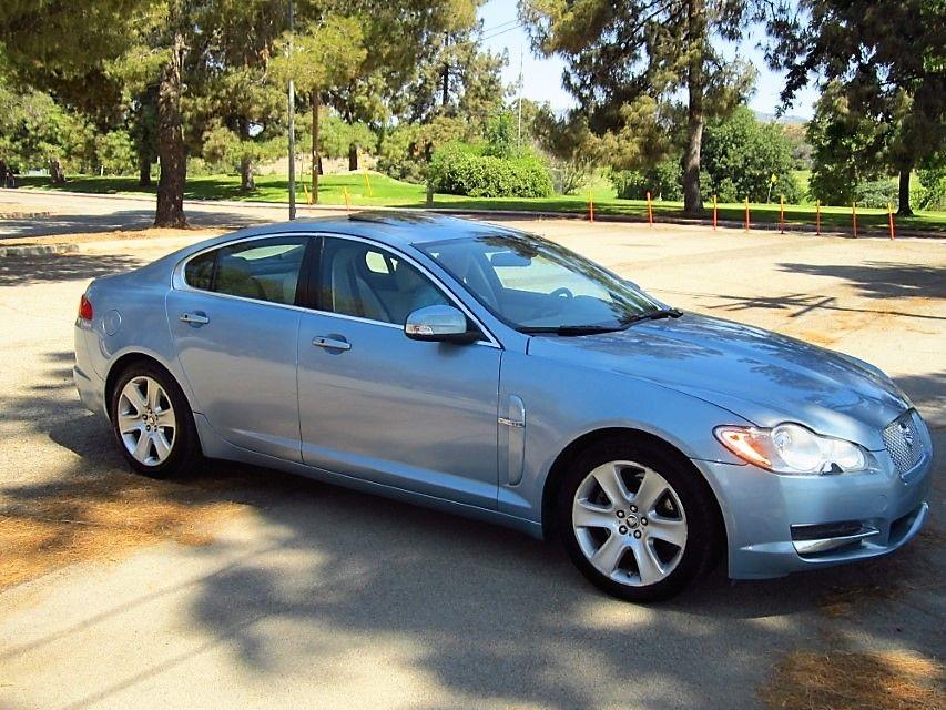 2009 Jaguar Xf Premium Luxury 4 2l V8 Rwd 6 Speed Automatic 65k