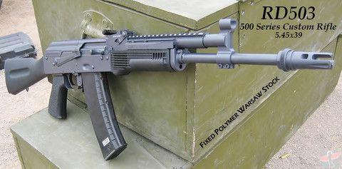 Rifle Dynamics 500 Series Rifles (AK74) 5.45x39 | Rifle Dynamics