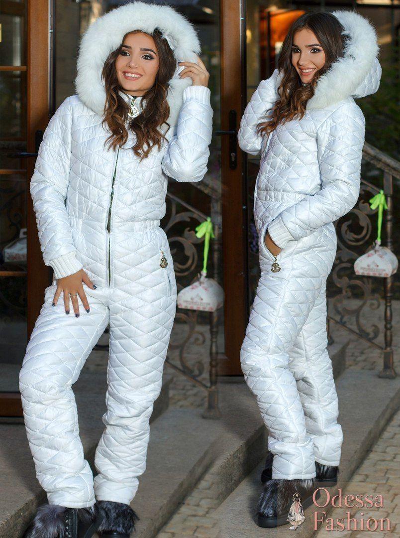 Winter Jumpsuit Womens Playsuit Romper Warm Suit Set Sport