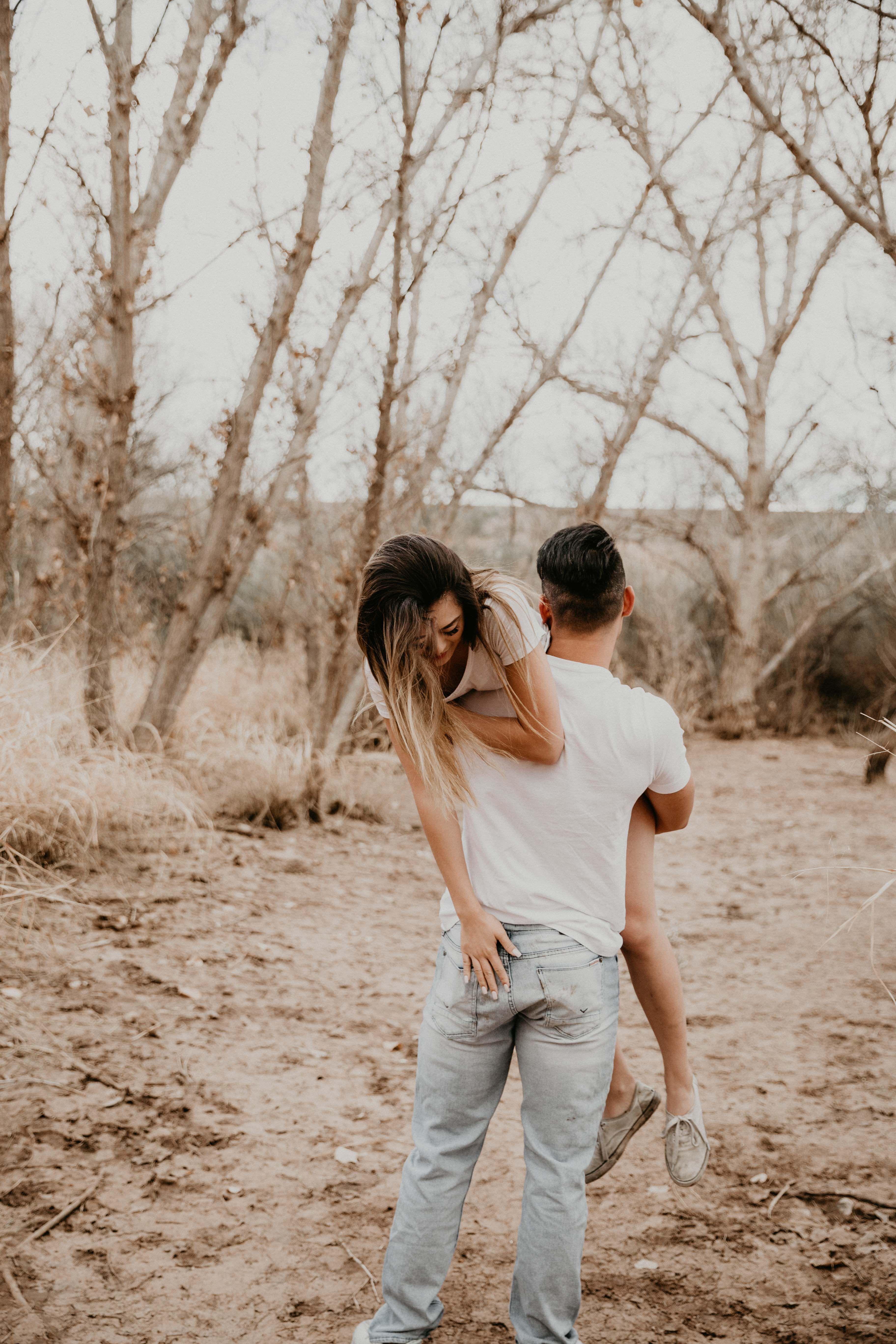 Картинки красивые пары влюбленные со спины