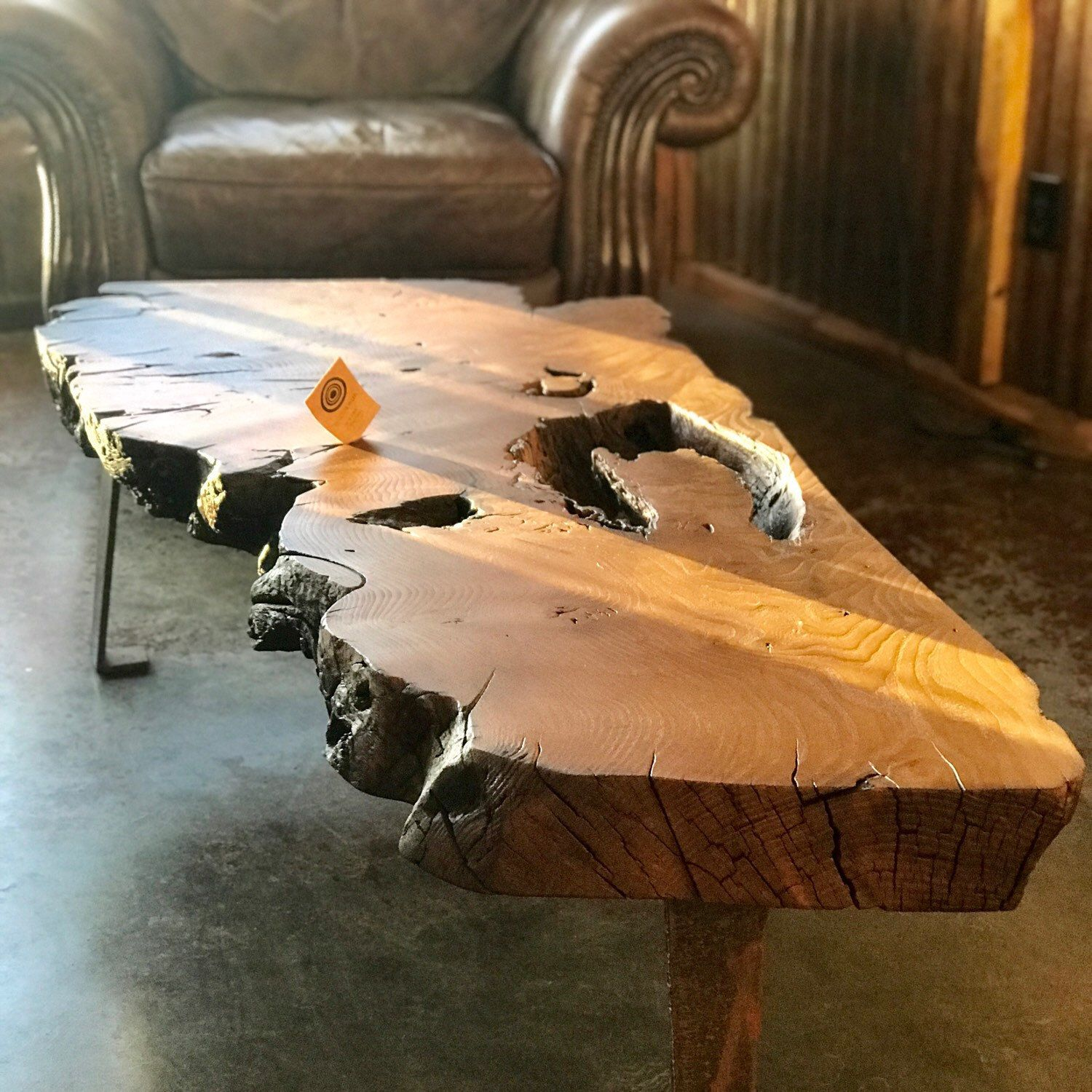 Morning Light Captures This Beauty Coffee Table Wood Tree Home Furnishings [ 1500 x 1500 Pixel ]